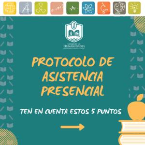 Protocolo de Asistencia Presencial