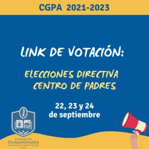 Votación CGPA 2021 (link para votar)