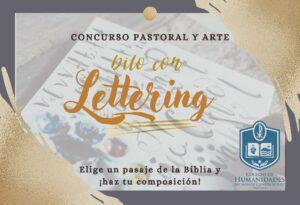 """Concurso: """"Dilo con Lettering"""""""